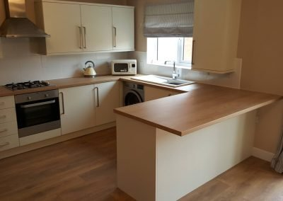 Kitchen makeover in Barnsley, Bespoke, Handpainted Kitchens